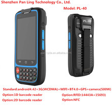 PL40 AI078 4inch MT6572 Rugged GPS 3G ip65 waterproof android mobile phone
