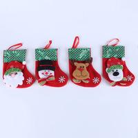 Wholesale fashion Christmas gift bag Christmas stockings
