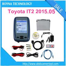 [2015 Latest version] 2015.05V Professional Auto Scan Tool TOYOTA Intelligent Tester IT2 for Suzuki, Toyota and lexus