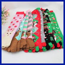 2015 hot selling christmas ornament Christmas socks