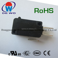 Micro switch snap light switch