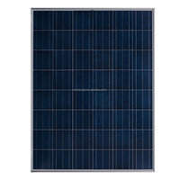 RJ solar panel factory 170w solar panel polycrystalline solar cell 156*156 48pcs 12v poly silicon solar panel RSM48-156P-170w
