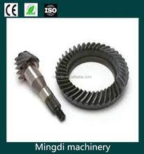 Customized OEM Steel Crown Wheel &Pinion Gear