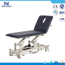 steel physical therapy apparatus massage table/bed(YEL-02)