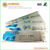Non-removable adhesive sticker with high quality new model stickers