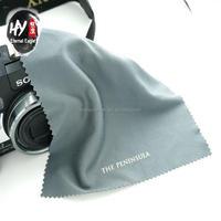 Eco-friendly custom microfiber optical lens cleaning cloth