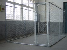 High Quality Hot Dip Galvanized Dog Kennel For Sale
