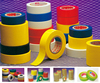 Chinese manufacture high quality electrical pvc tapes