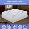 China latex foam spring roll bed mattress manufacturer # A1-PW28 #