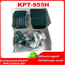 satfinder kpt955h 4.3Inch protable satellite finder meter digital HD DVB-S/S2 Sat-Finder satellite signal KPT-955H