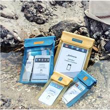 wholesale customized mobile phone waterproof bag