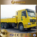 Sinotruk HOWO 6 * 4 usado duplo de caminhão de táxi ZZ1251M4441W