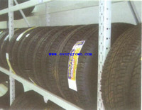 OEM warehouse tire racking by guangzhou manufacturer