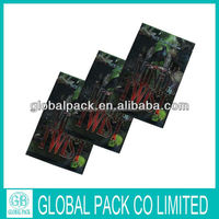 High Quality Hot Sell China Manufacture Ziplock Plastic Herbal Package