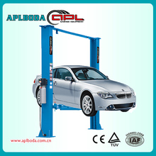 HOT Sales lift car, 2 Post Car Lift price with CE 1 Set (Min. Order)