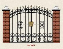Decorative Wrought Iron Garden Gate Designs (manufacturer)