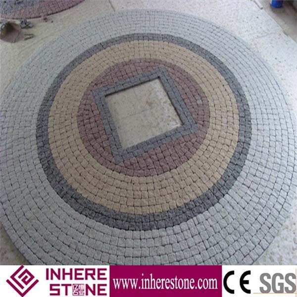 round decoration garden stepping stone3.jpg