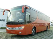 China Hot Valuable GTZ6126 12m luxury traveling tourist bus factory