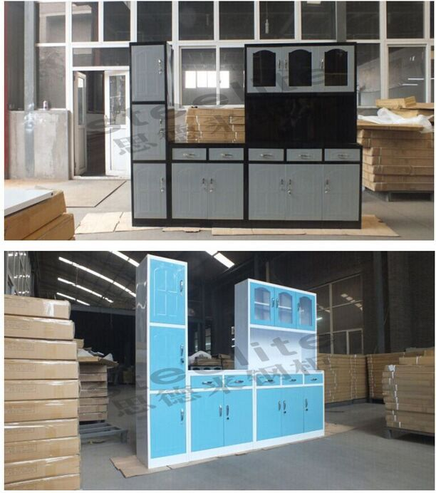 Modern mdf laminate french style custom made kitchen for Custom made kitchen cabinets cost