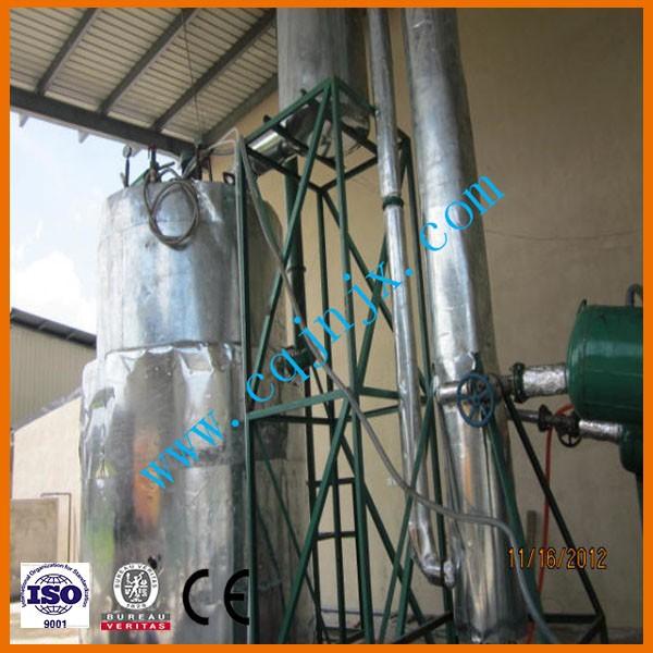 china mejor aceite crudo y aceite de motor usado para convertir equipos diesel