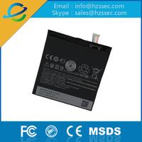 2015 new 1 year warranty li-lon rechargeable battery mobile For HTC