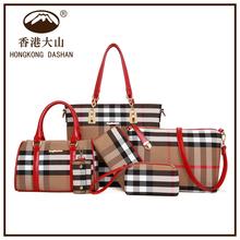 Online Shopping Hot sale 6pcs set Ladies purses wholesale bag handbag purse design fashion lady bags made in china