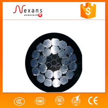 Cooper/Aluminum conductor multicore PVC Insulated High Voltage Power Cable