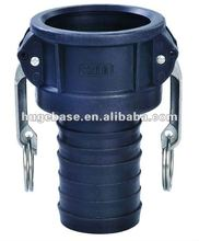 High quality polypropylene camlock coupling and competitive price camlock