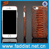 wholesale OEM leather smart phone case for iphone 6 plus
