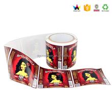 Self Adhesive Printed Stickers Labels