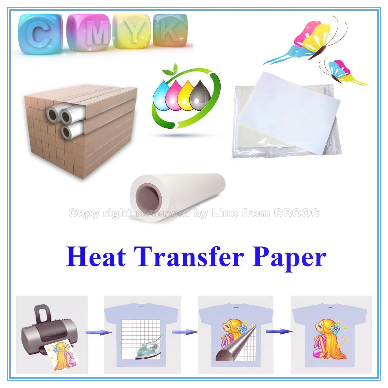 where to buy heat transfer paper Wax free transfer paper (also known as graphite paper or tracing paper) made for general and specialized use that allows you to transfer your design from a sketch.