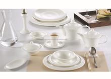plain white dinnerware, royal porcelain dinnerware