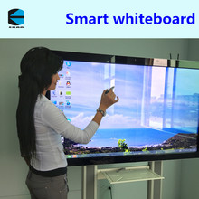 EKAA 65inch touch screen all in one pc, Infrared Whiteboard Factory Wholesale Price portable interactive whiteboard