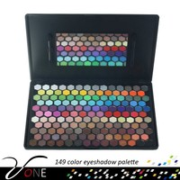 149 color eyeshadow palette,cosmetics importers with well-deserved reputation