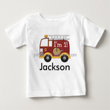 Custom Soft Dry Fit 100% Cotton Printed Kids' Tshirt Wholesale