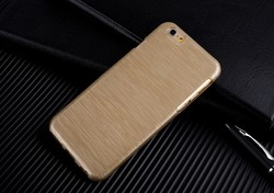Metallic tpu back cover case for iphone 6 plus , for iphone 6 plus tpu case , for iphone 6 plus clear tpu case