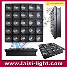 led party products 25pcs 30W led matrix disco light, high power 25pcs * 30w rgb 3in1 led matrix led disco light