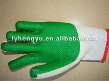 2012 HOT Sale Heavy Duty Rubber Coated Gloves,Rubber Coated Gloves