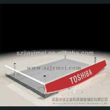 hot sale popular TOSHIBA acrylic display