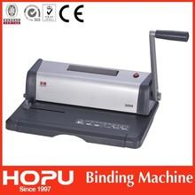 Used Book Photo Album Paper Binding Machine