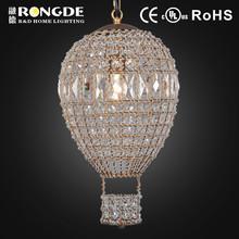 Crystal Chandelier Luxury Pendant Suspension Contemporary Modern Lighting