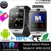 2015 latest Wireless GSM+Bluetooth+ NFC+Waterproof smart watch android