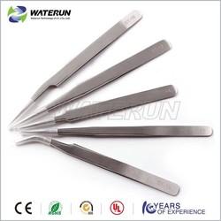 stainless steel high precision tweezers