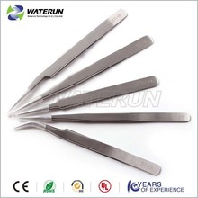 stainless steel high precision tweezers