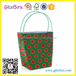 Custom Made PP Gift Bag Plastic Shopping Bag