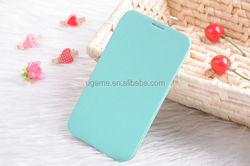 Slim Flip Genuine Leather Case Cover For Samsung Galaxy Note2 Note II N7100