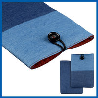 C&T Blue sleeve case cover protective pouch bag for apple ipad air