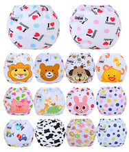 Lovely baby diapers wholesale fashion printed reusable newborn baby cloth diapers new brand sleepy diapers/nappies