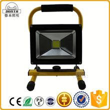 rechargeable portable led work light 20w high power