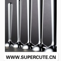 Best selling Unique design brand new iron Silver toliet plug shape beer opener